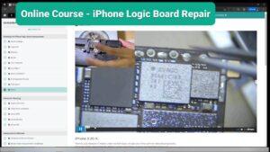 Online Course iPhone logic board repair